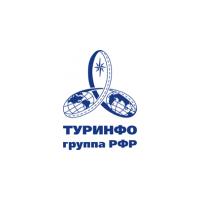 Логотип компании «ТУРИНФО группа РФР»