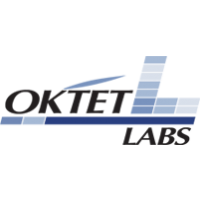 Логотип компании «OKTET Labs»