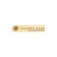 Логотип компании «Эллипс банк»