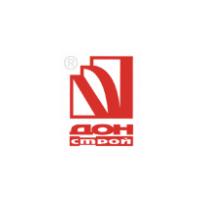 Логотип компании «ДОН-Строй»