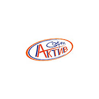 Логотип компании «Актив софт»