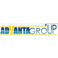 Логотип компании «Адванта-Груп»