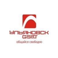 Логотип компании «Ульяновск-GSM»