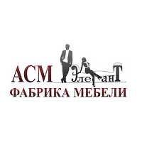 Логотип компании «АСМ-Элегант»