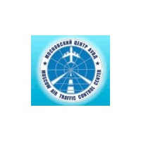Логотип компании «Московский центр автоматизированного управления воздушным движением (МЦ АУВД)»