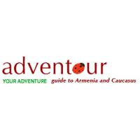 Логотип компании «Adventour explore»