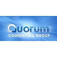 Логотип компании «CG Quorum»