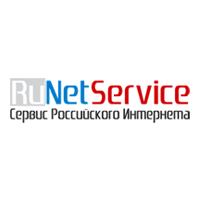 Логотип компании «RuNetService»