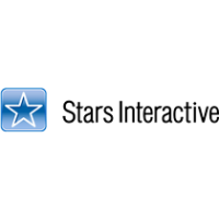 Логотип компании «Stars Interactive»