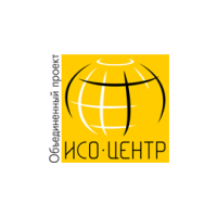 Логотип компании «Объединенный проект ИСО-Центр»