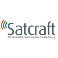 Логотип компании «SATCRAFT.RU»