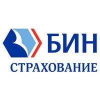 Логотип компании «БИН Страхование»