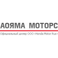 Логотип компании «Аояма Моторс»