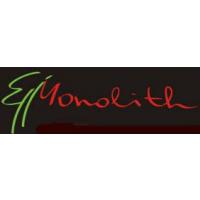 Логотип компании «Монолит»