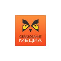 Логотип компании «Образование-Медиа»