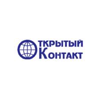 Логотип компании «Открытый контакт»