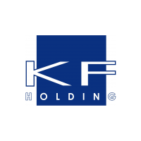 Логотип компании «KF Holding»