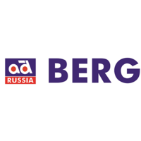 Логотип компании «БЕРГ Холдинг»