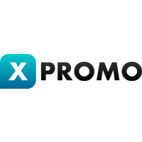 Логотип компании «X-Promo»