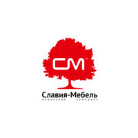 Логотип компании «Славия-Мебель»