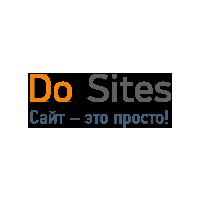 """Логотип компании «Сервис создания сайтов """"DoSites.Net""""»"""
