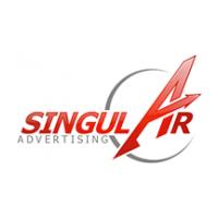Логотип компании «Агентство интернет-рекламы Singular Advertising»