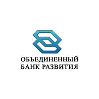 Логотип компании «Объединенный Банк Развития»