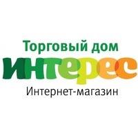 Логотип компании «Торговый Дом Интерес»