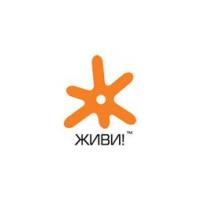 Логотип компании «Медиа-Группа ЖIVI»