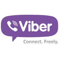 Логотип компании «Viber Media»