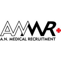Логотип компании «ANMR»