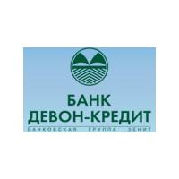 Логотип компании «Акционерный Банк Девон-Кредит»