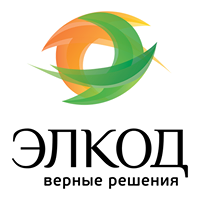 Логотип компании «ЭЛКОД»