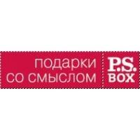 Логотип компании «P.S.BOX»