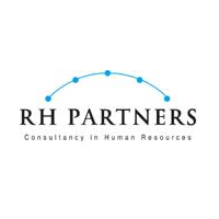 Логотип компании «RH PARTNERS»