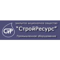 Логотип компании «СтройРесурс»