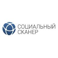 Логотип компании «Социальный сканер»