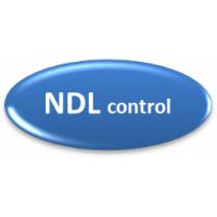 Логотип компании «NDL control»