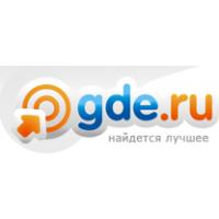 Логотип компании «Поисковая система ГДЕ ру»