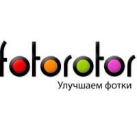 Логотип компании «Фоторотор»