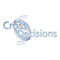 Логотип компании «Cross Decisions»