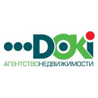Логотип компании «Агентство недвижимости DOKI»