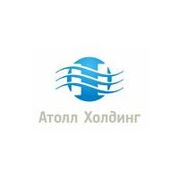 Логотип компании «Атолл Холдинг»