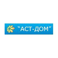 Логотип компании «АСТ-ДОМ»