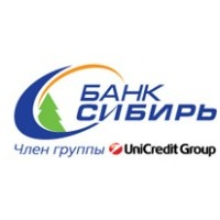 Логотип компании «Банк Сибирь»