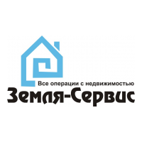 Логотип компании «Земля-Сервис»