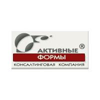 Логотип компании «Активные Формы»