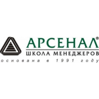 Логотип компании «Школа менеджеров Арсенал»