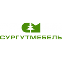Логотип компании «Сургутмебель»