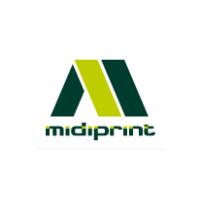 Логотип компании «Миди Принт»